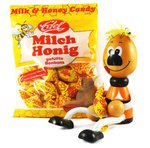 Milk and Honey Hard Candies