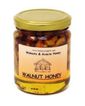 Acacia Honey with raw Walnuts