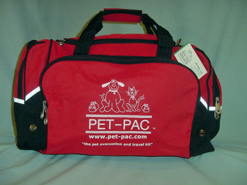 Pet-Pac Duffle Bag