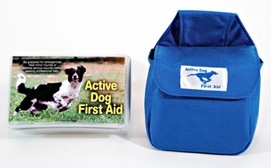 Active Dog First Aid Kit Hard Case