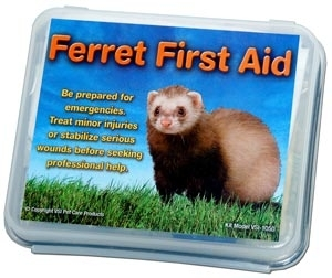 Ferret First Aid Kit