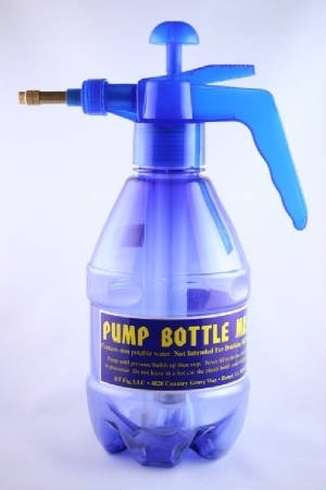 Pump Bottle Mister