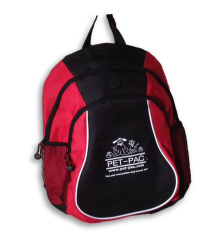 Pet-Pac Dog Back Pack (Small)
