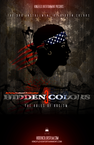 Hidden Colors 3: The Rules To Racism, DVD 2014