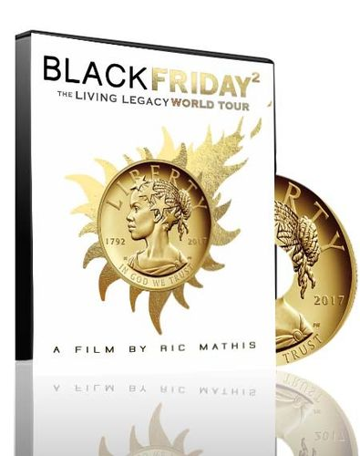 "Black Friday 2 ""The Living Legacy World Tour"" Documentary feat. Michael Imhotep (DVD) 10-13-17"