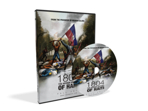 1804: The Hidden History of Haiti (Documentary) DVD
