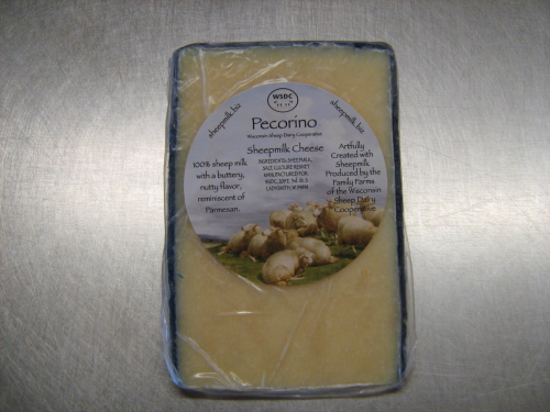 Pecorino Wiscono - 8 oz.