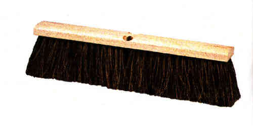 "24"" Palmyra Bristle Floor Brush"