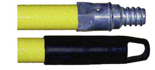 "15/16"" x 60"" Fiberglass Handle w/ Metal Thread"