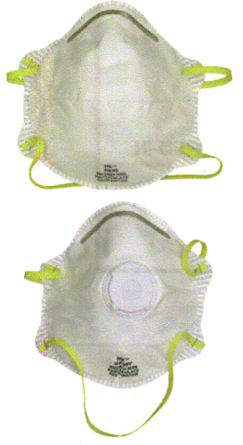 Particulate Respirator Vented