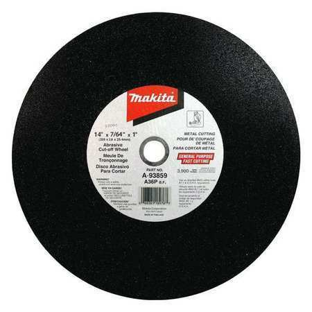 "Makita  14"" x 1/8"" x 1"" General Purpose Cut-Off Wheel"
