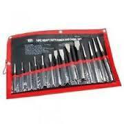 IIT 14 Pc Heavy Duty Punch and Chisel Set