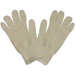 String Knit Natural Color Glove