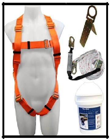 SPANSET Fall Protection Kit