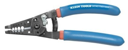 KLEIN TOOLS Kurve Wire Stripper / Cutter, 6-12 AWG