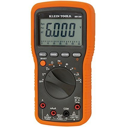 KLEIN TOOLS Electrians/HVAC Multimeter