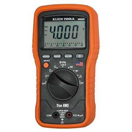 KLEIN TOOLS Electricians TRMS Multimeter