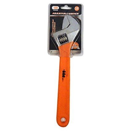 "IIT 12"" Adjustable Wrench"