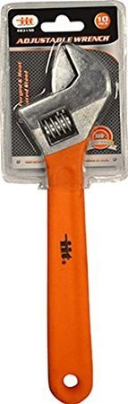 "IIT 10"" Adjustable Wrench"
