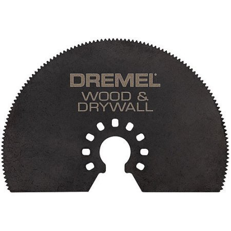 "DREMEL 3"" Multi-Max Oscillating Blade, Wood/Drywall"