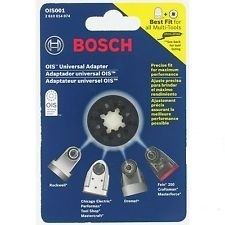 BOSCH Universal Oscillating Multi-Tool Adapter