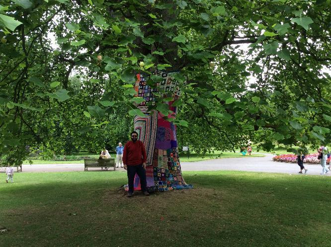 kew tree quilt too