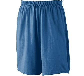 980 - ATHLETIC JERSEY SHORT WITH INSIDE DRAWCORD