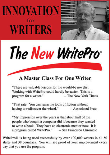 The New WritePro® for Windows