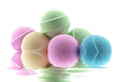 Variety Pack Basic Bath Bombs Fizzies (3 Bath Fizzy Bombs per Pack)