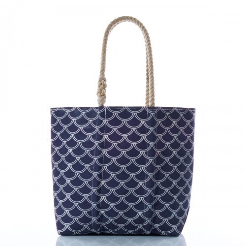 Fish Scales Tote