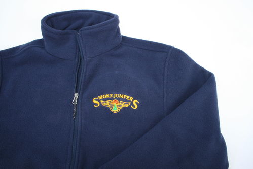 Smokejumper Stylized Fleece Jacket