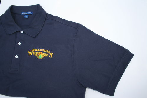Smokejumper Polo Shirt