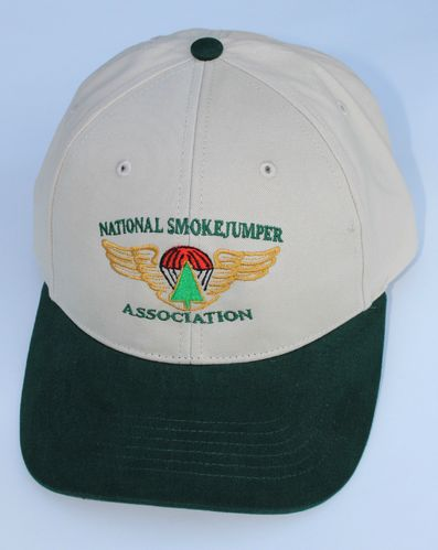NEW National Smokejumper Association cap