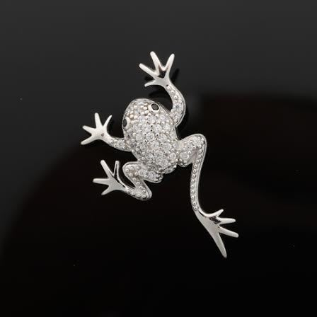 Shiny objects frog pendants frog pendants mozeypictures Image collections