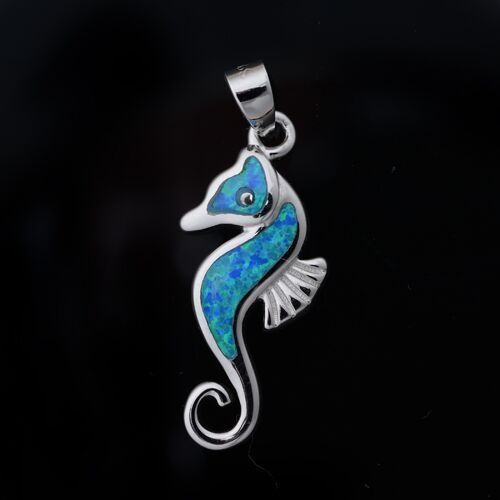 Shiny objects seahorse pendants aloadofball Image collections
