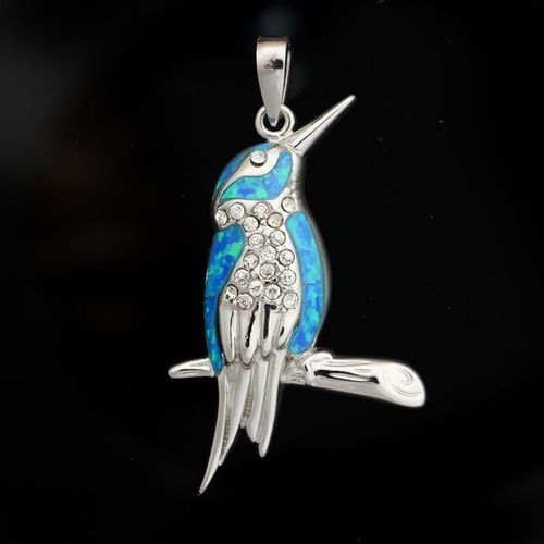 Shiny objects bird pendants bird pendant aloadofball Images